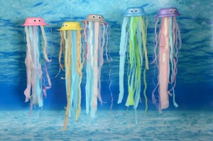 DIY jellyfish