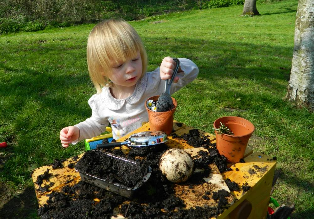 The Perks Of Play In Mud Educational >> Mud Kitchen 2a Classroom Ideas