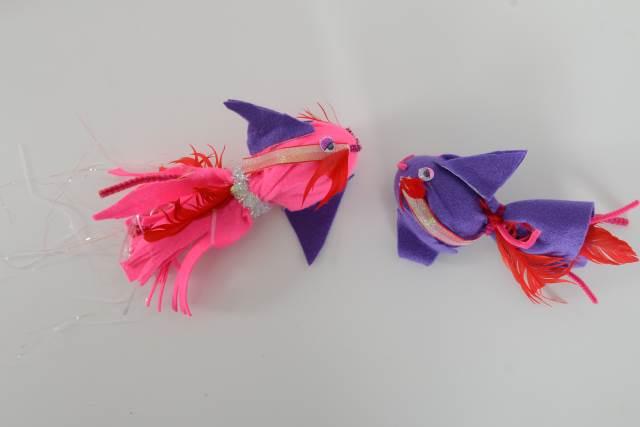 Fish models