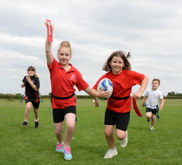 Engaging girls in sport