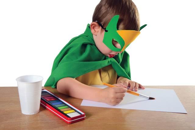 superhero literacy