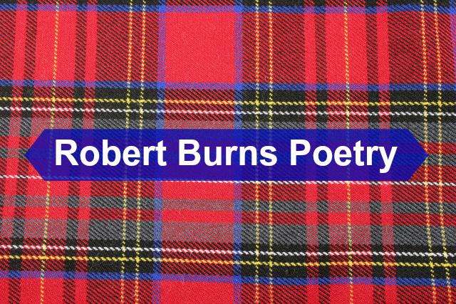 Burns Poetry