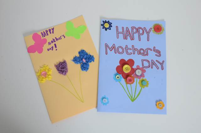 Card Ideas for Mother's Day - Early Years Inspiration