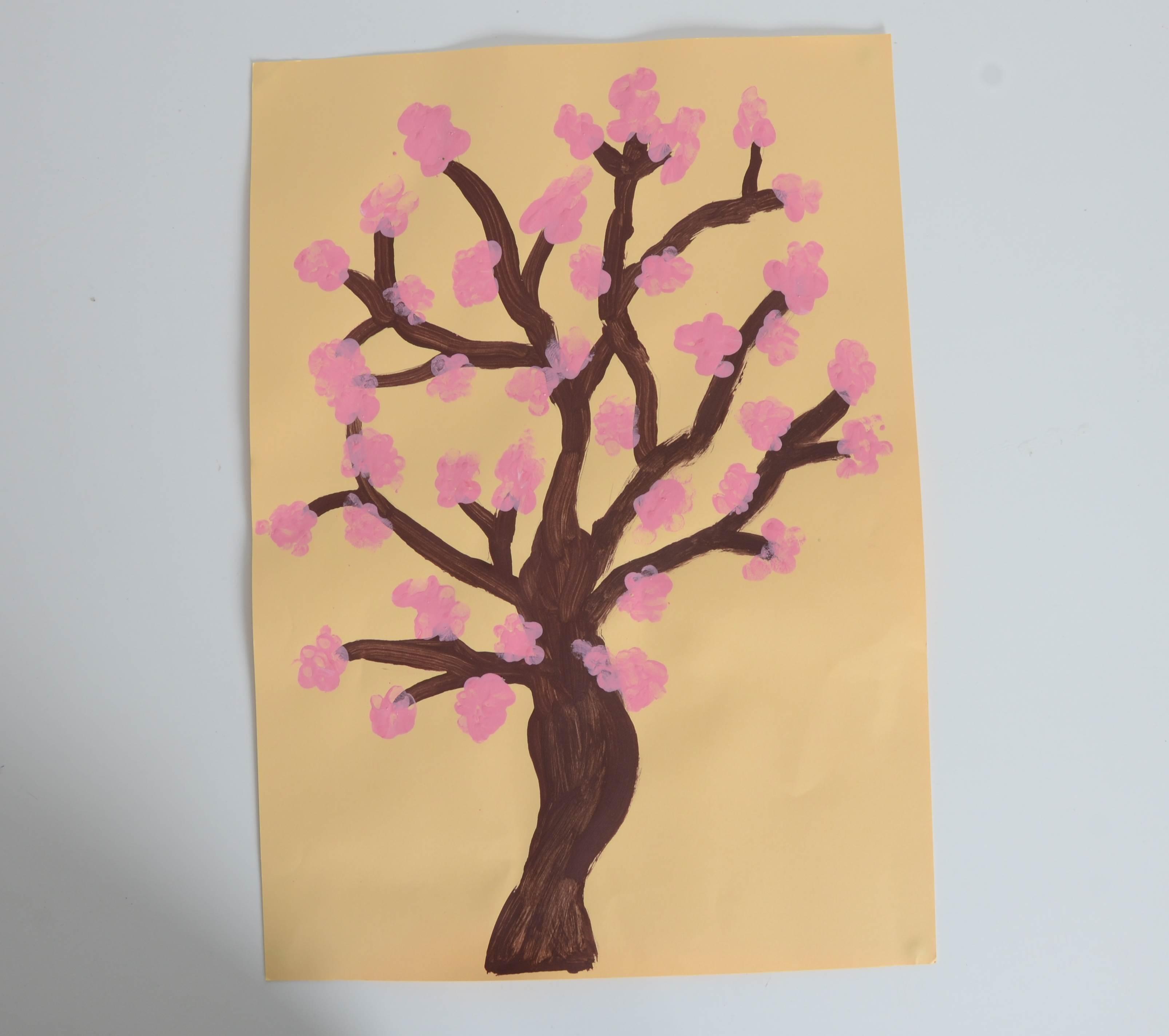 Christmas Card Making Ideas Early Years Part - 26: Fingerprint Tree