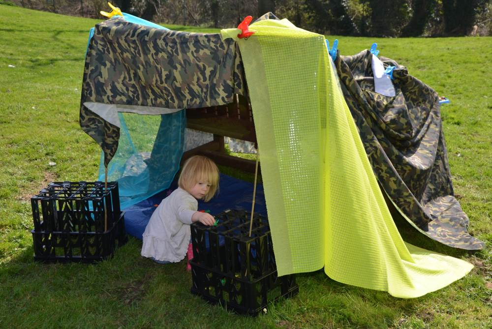 Den Building and PHSE - Classroom Ideas