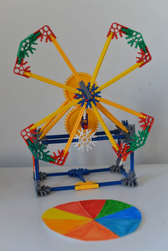 STEM activity KS2: gears