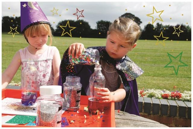 Halloween Magical Potions - Classroom Ideas