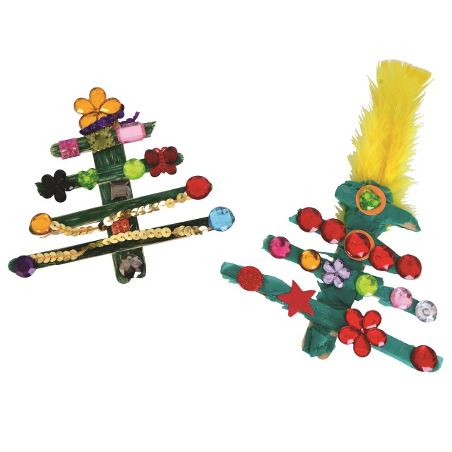 Christmas Lollipop Sticks