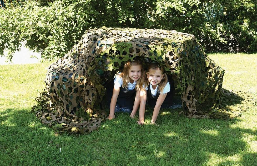 Den Building - Bird Hide