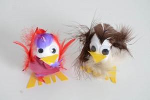 Easter chicks craft