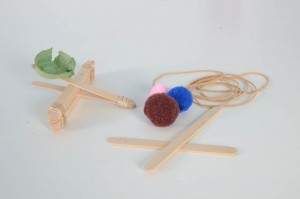 DIY catapult - a quick and easy how to