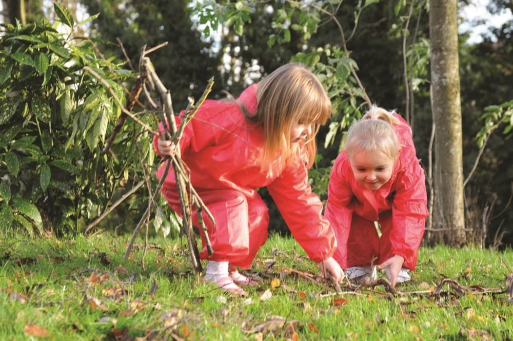 Eyfs Maths 7 Fun Outdoor Ideas Early Years Inspiration