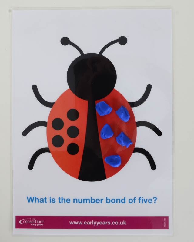 Ladybird Number Bonds