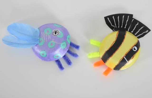 mini beast crafts