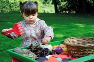 early years sensory activities
