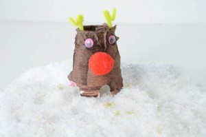 reindeer Christmas crafts