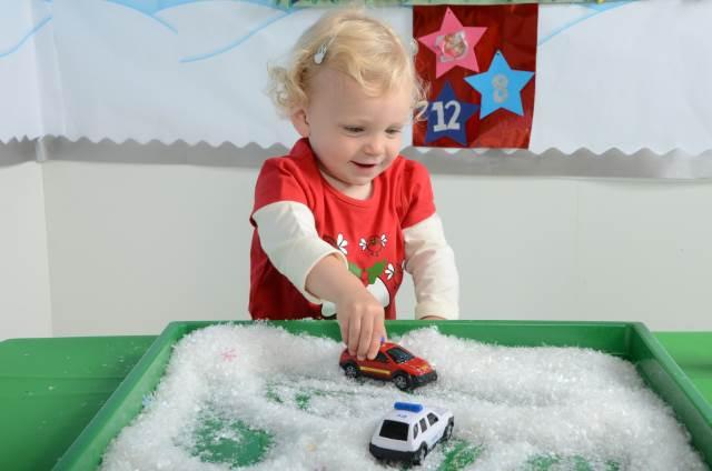 EYFS Christmas activities