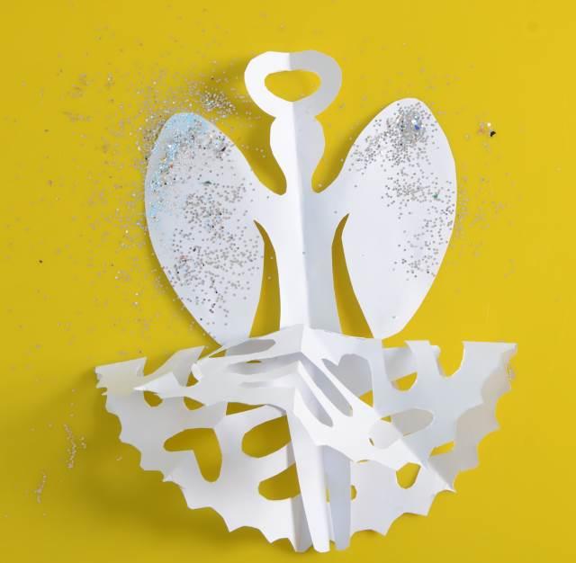 snowflake angel 4da