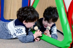 mirror play PHSE activity