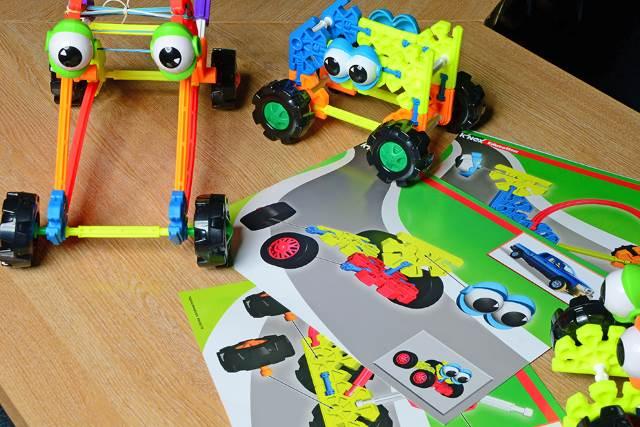 STEM Preschoolers