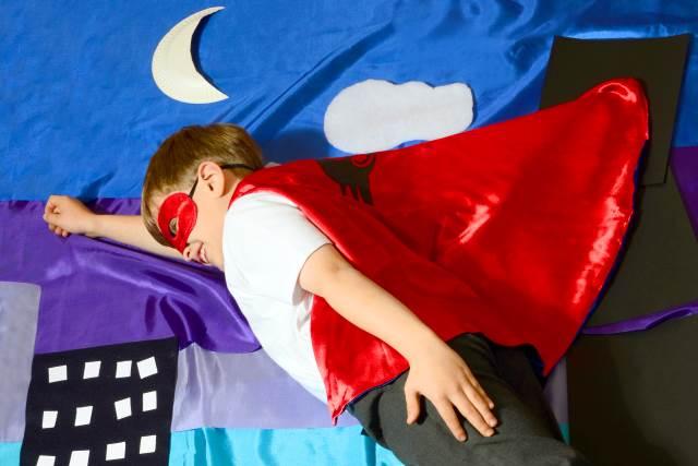 EYFS superheroes