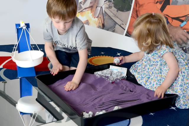Space Themed Maths For Eyfs Early Years Inspiration