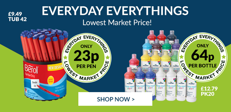 Best offers for our everyday everythings!shop now!