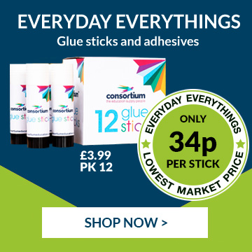 Shop stationery resources from everyday everythings!glue and adhesive