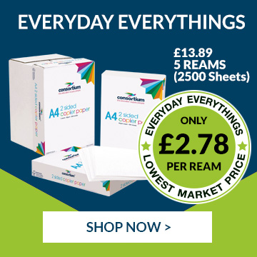 Shop stationery resources from everyday everythings!A4 copied paper