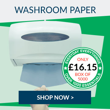 Shop our wide range of washroom essentials