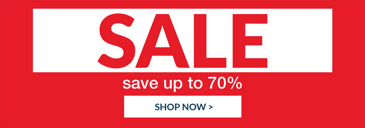 70% Sales Offers