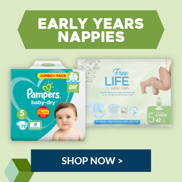Early Years Nappies