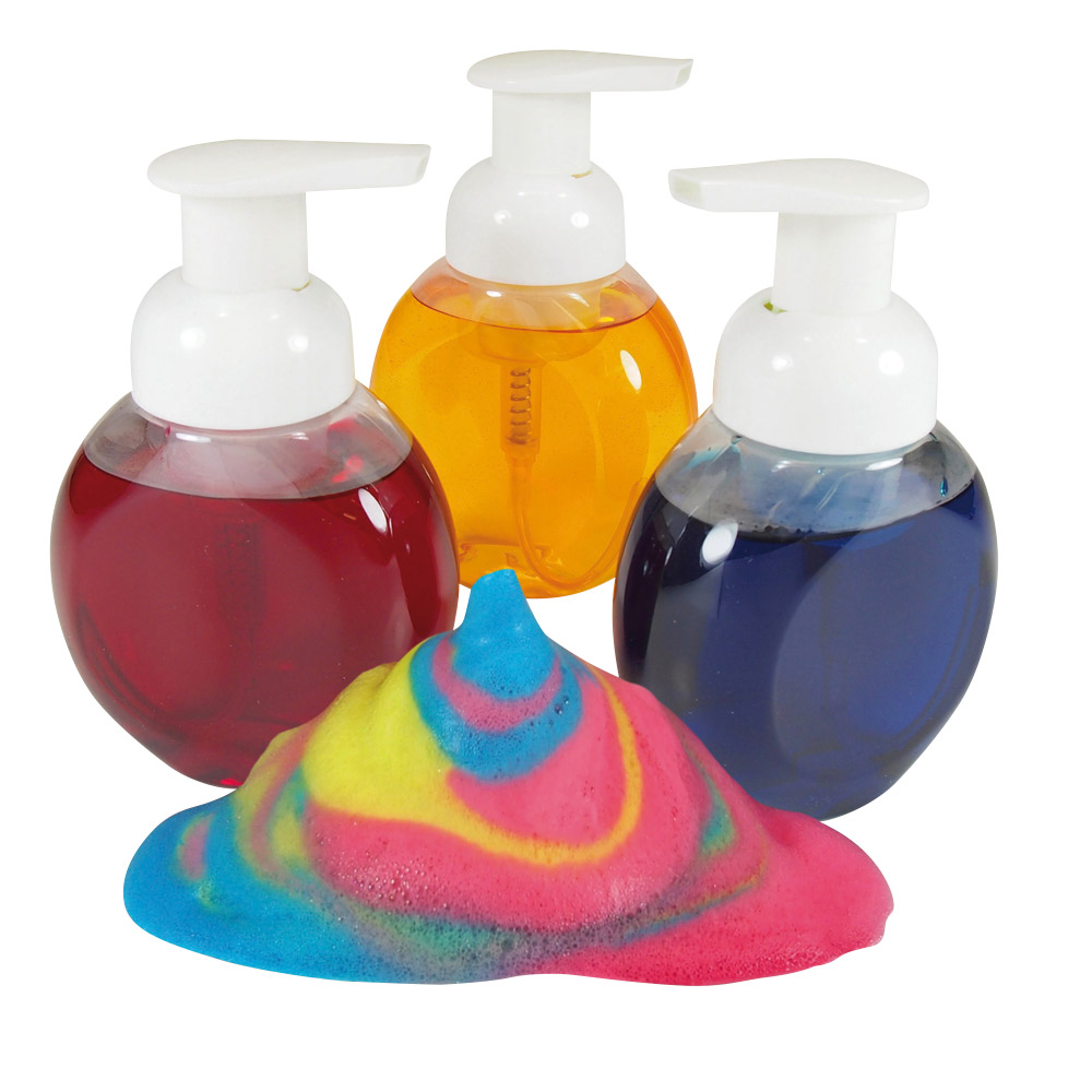 Foam Paint Bottles