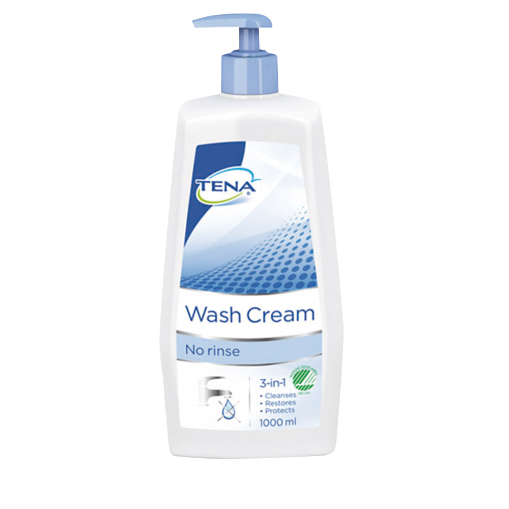 TENA 3-in-1 Wash...