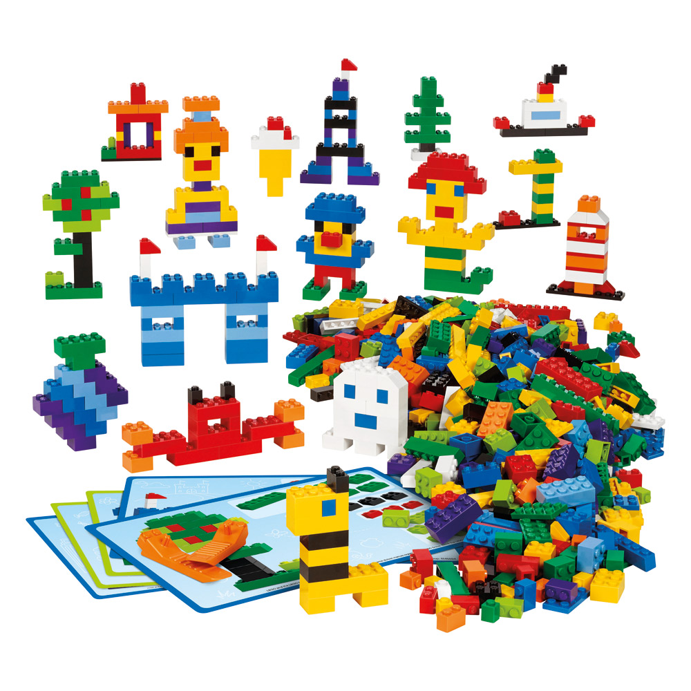 DECOUPAGE /& CRAFTING 4 x  PAPER NAPKINS LEGO BUILDING BRICKS DESIGN for TABLE
