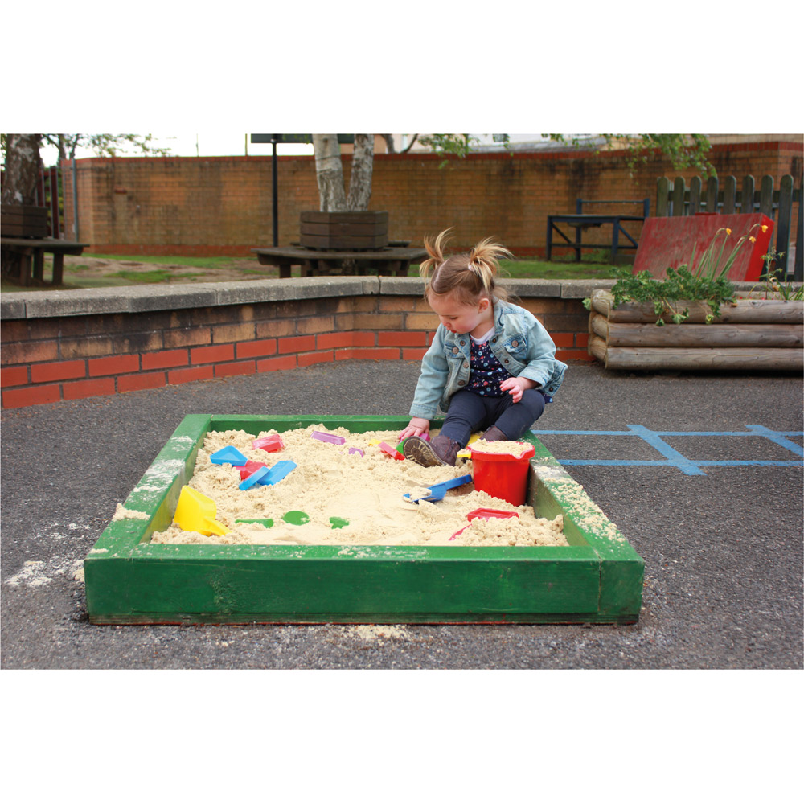 Play Sand Bulk Sack