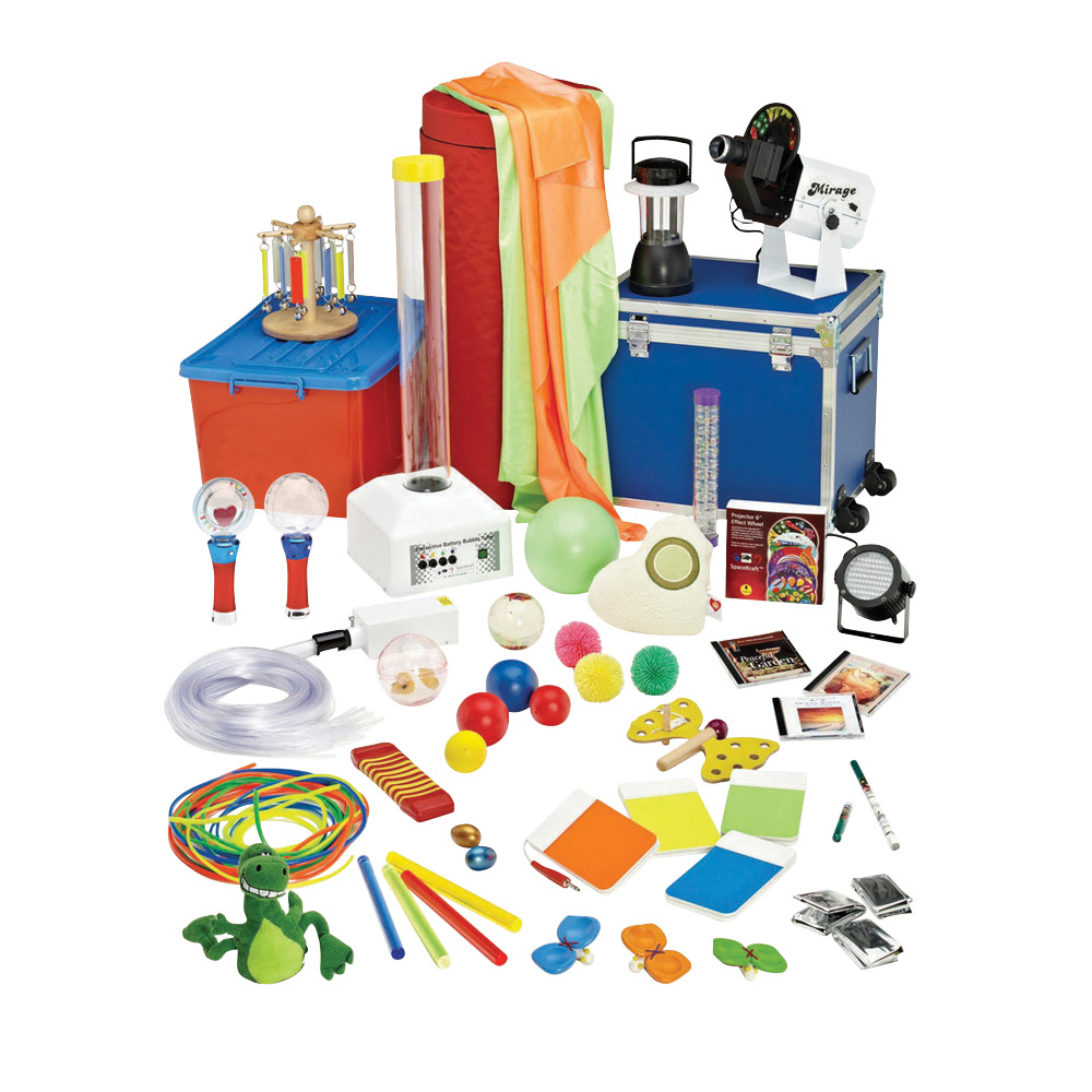 Sensory In A Box Kit