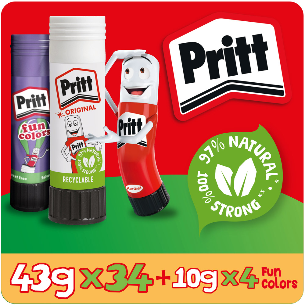 Pritt Glue Sticks...