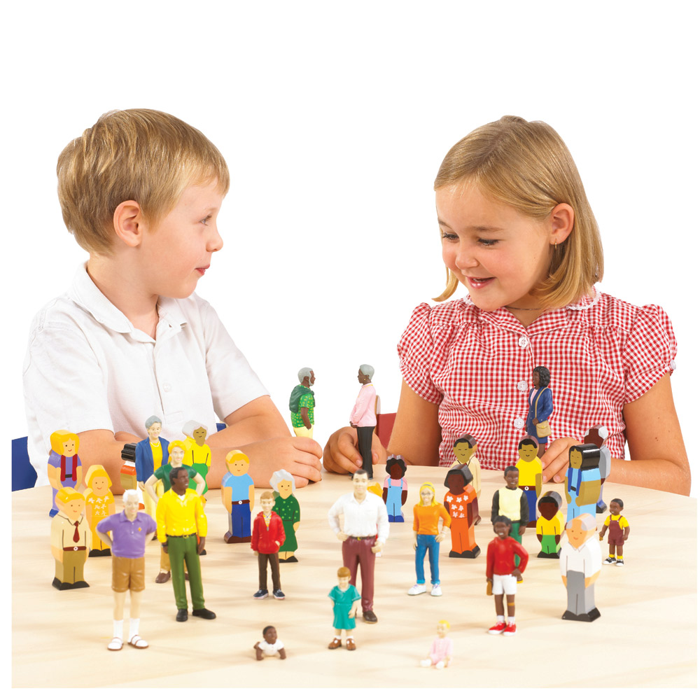 Block People at Early Years