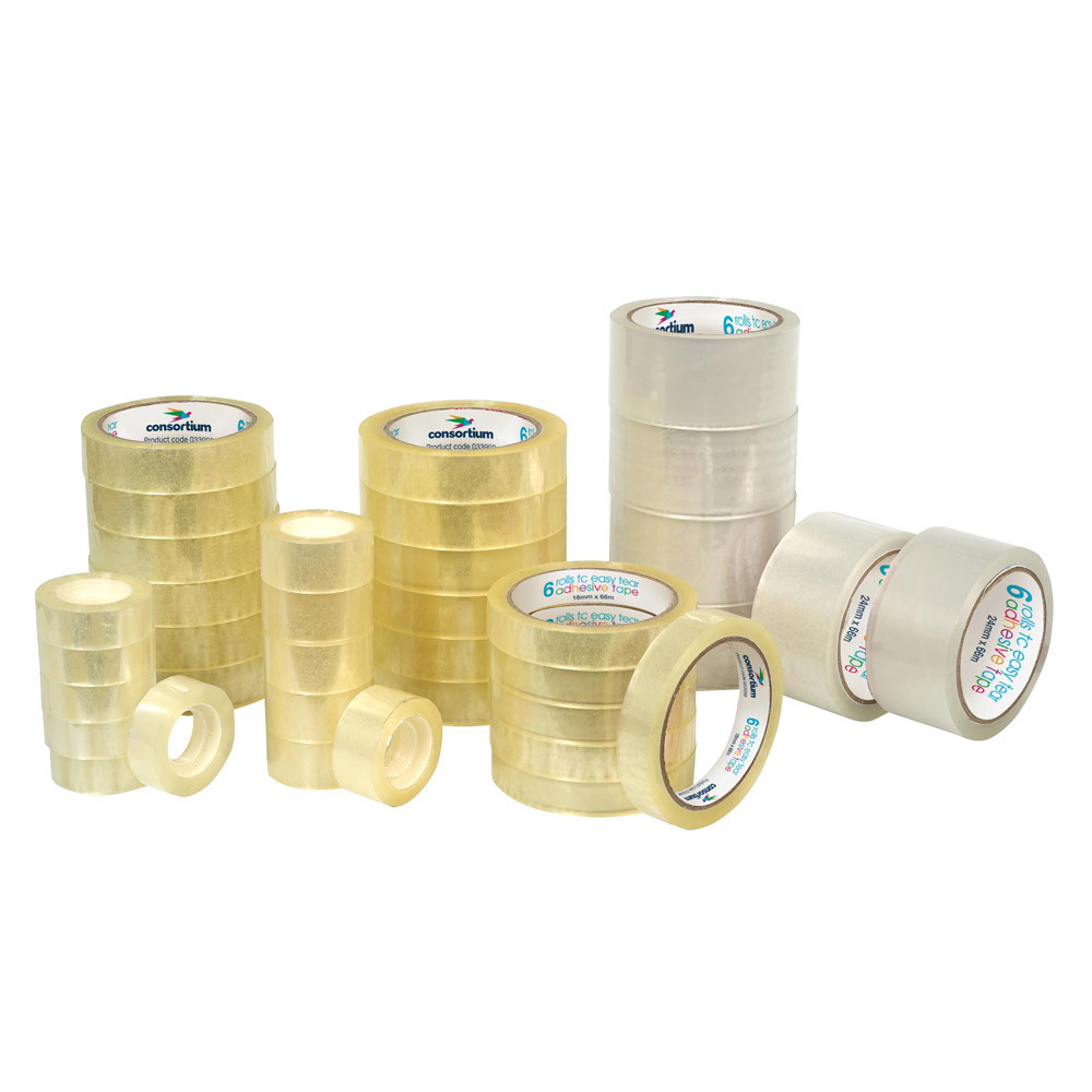 Consortium Adhesive Tape Tack And Tape Glue Sticks And