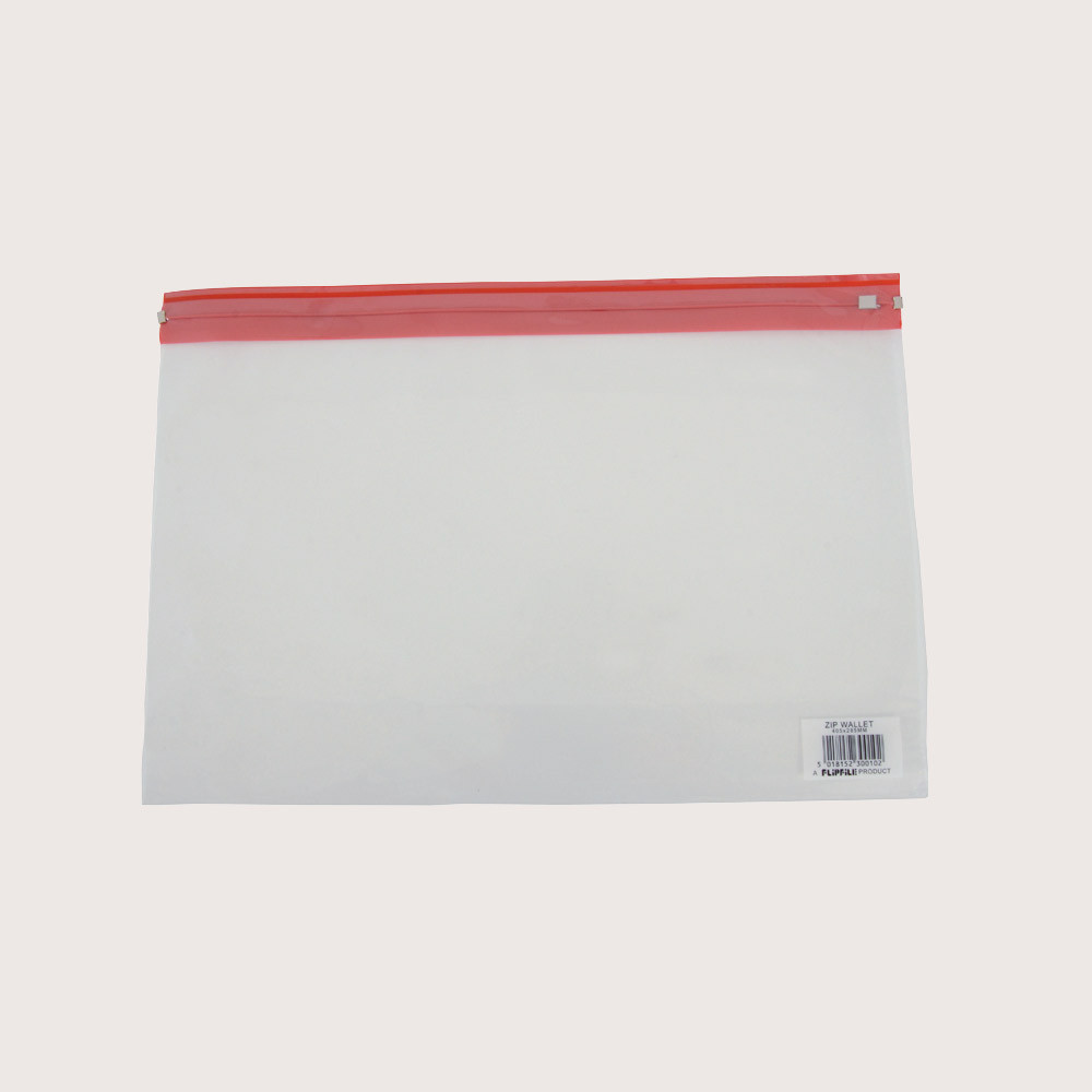 Plastic Zip Wallets Zip Wallets Files And Folders