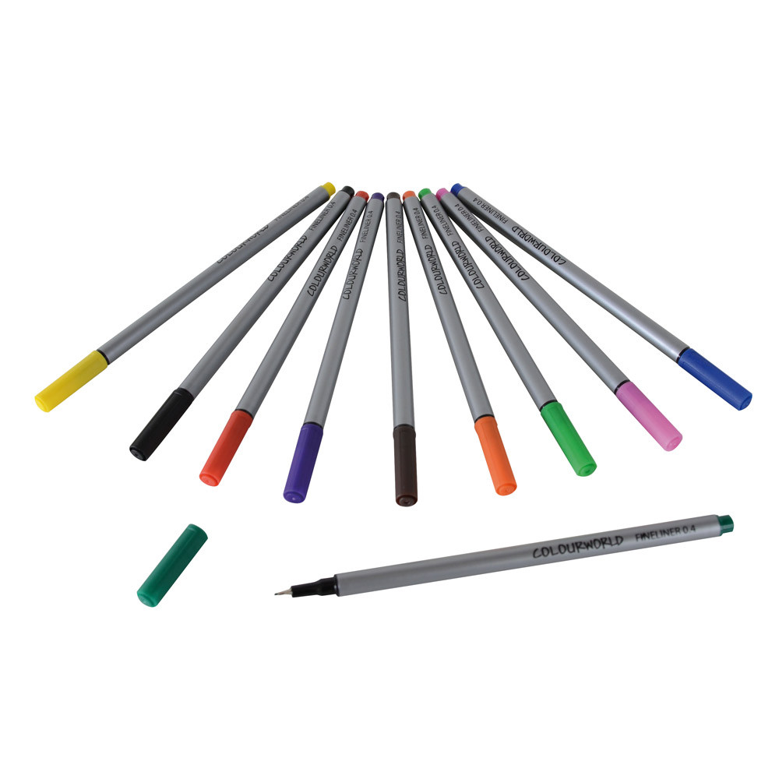 Colourworld Fineliners