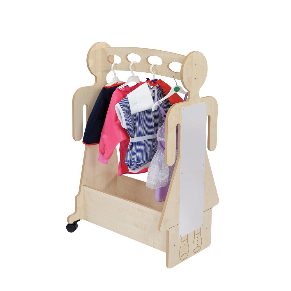 Maple Dressing Up Trolley