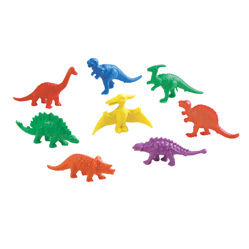 Dinosaur Counters Counting And Sorting Maths