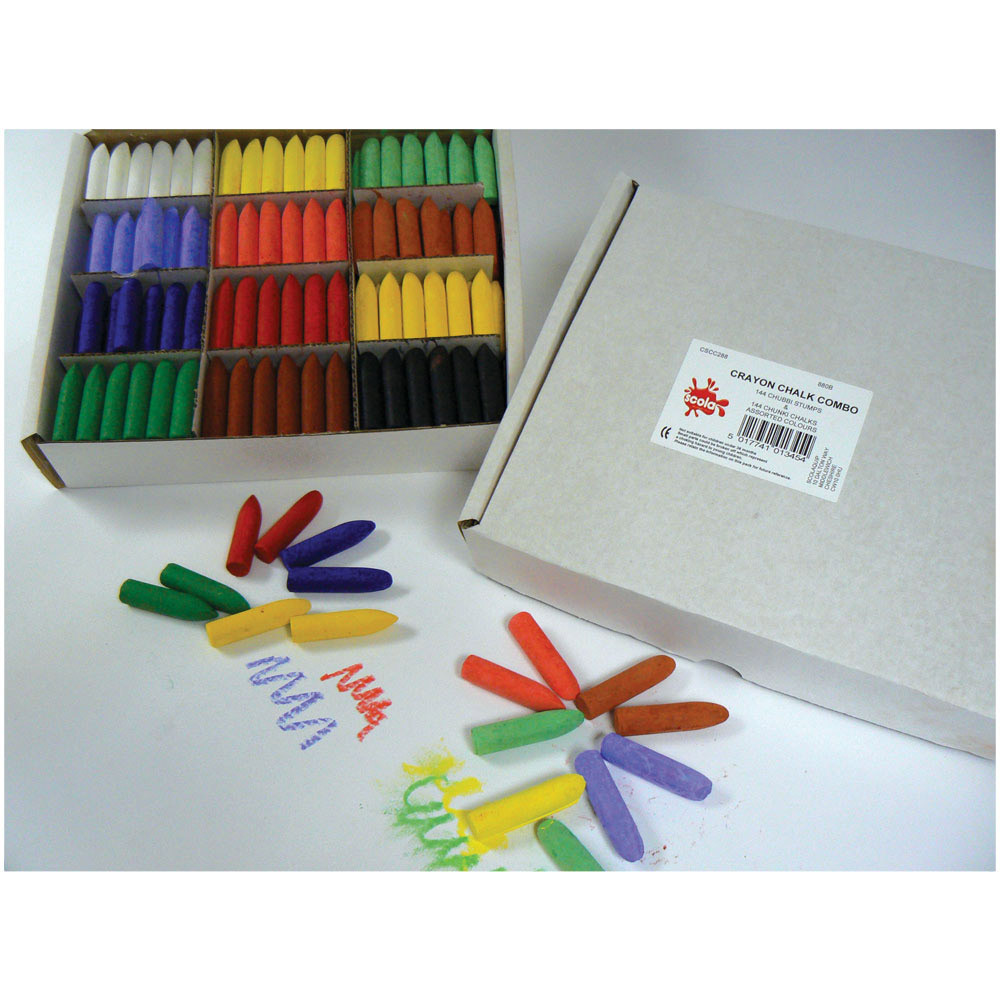 Chalk and Crayon Classpack