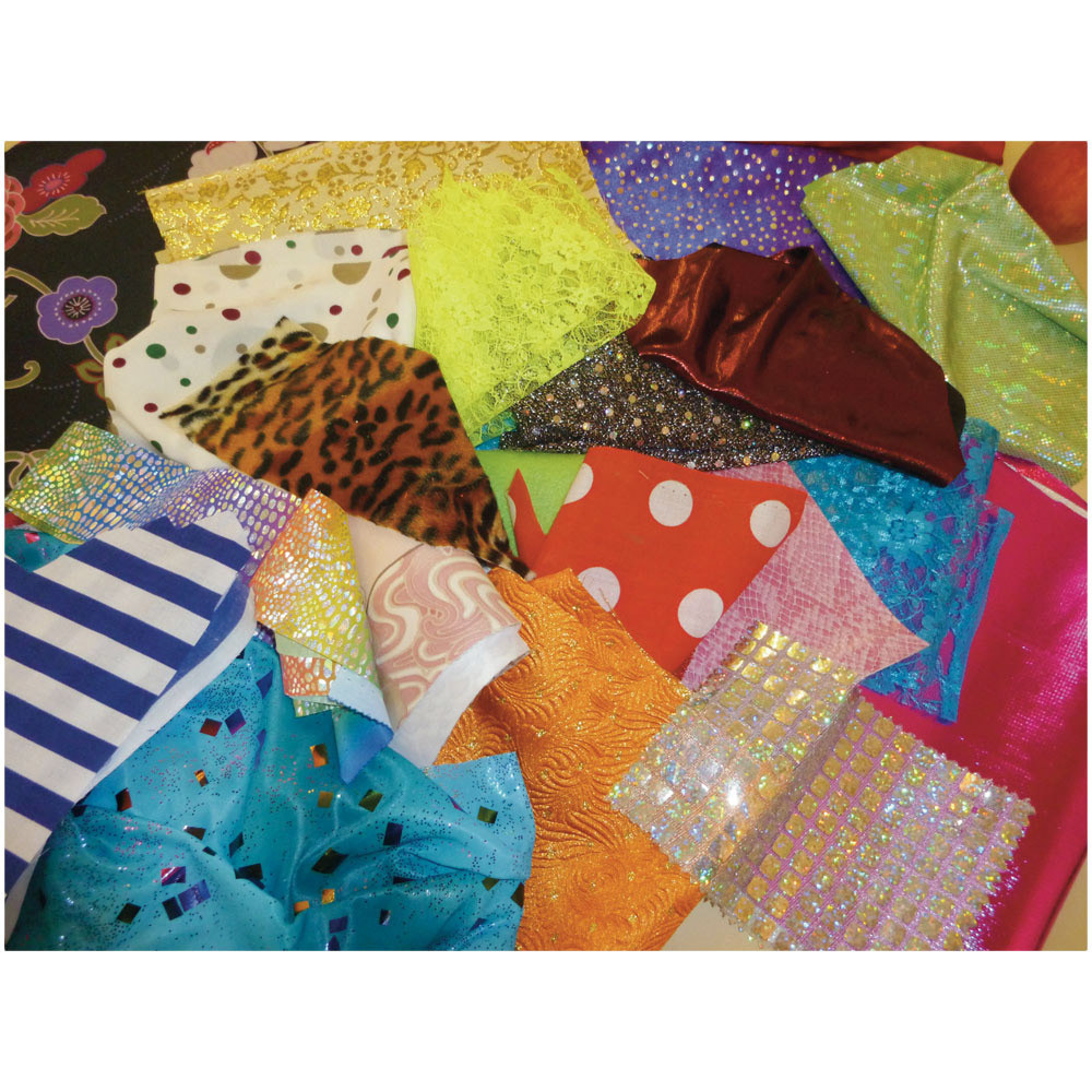 Fabric Off-Cuts
