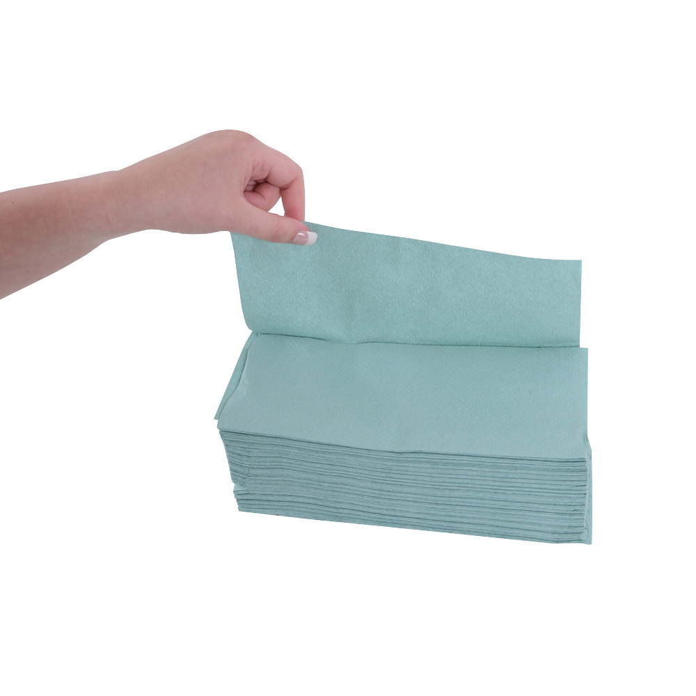 Consortium Single Fold Hand Towels 1 Ply