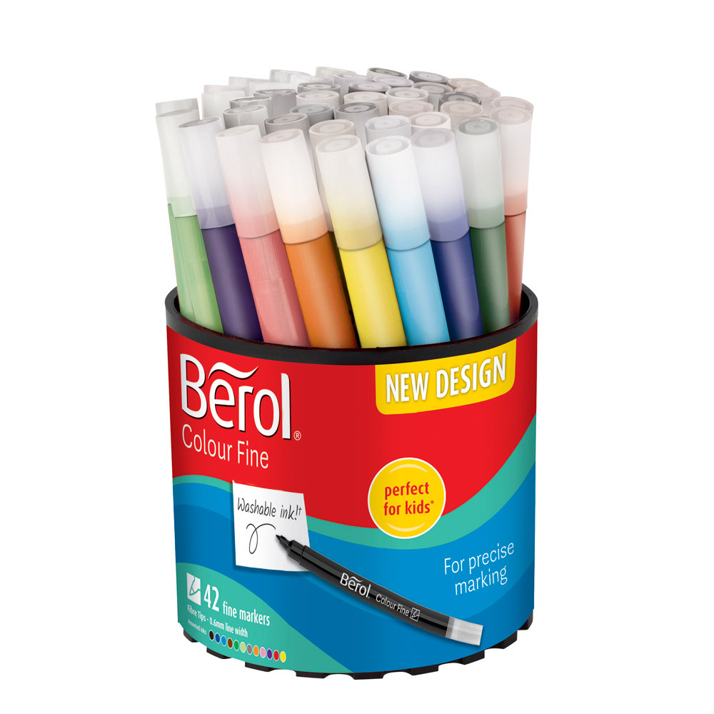 Berol Colourfine Pens