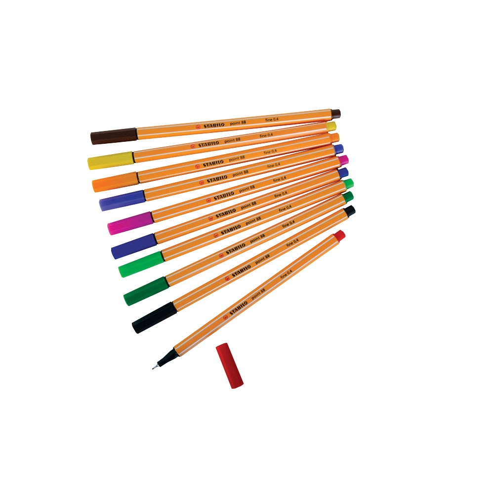 Stabilo Point 88 Fineline Pens