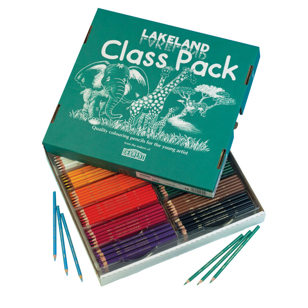 Lakeland Blendable Colour Pencils